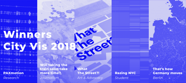 Cover for 'What the Street!?' winner of Art & Advocacy