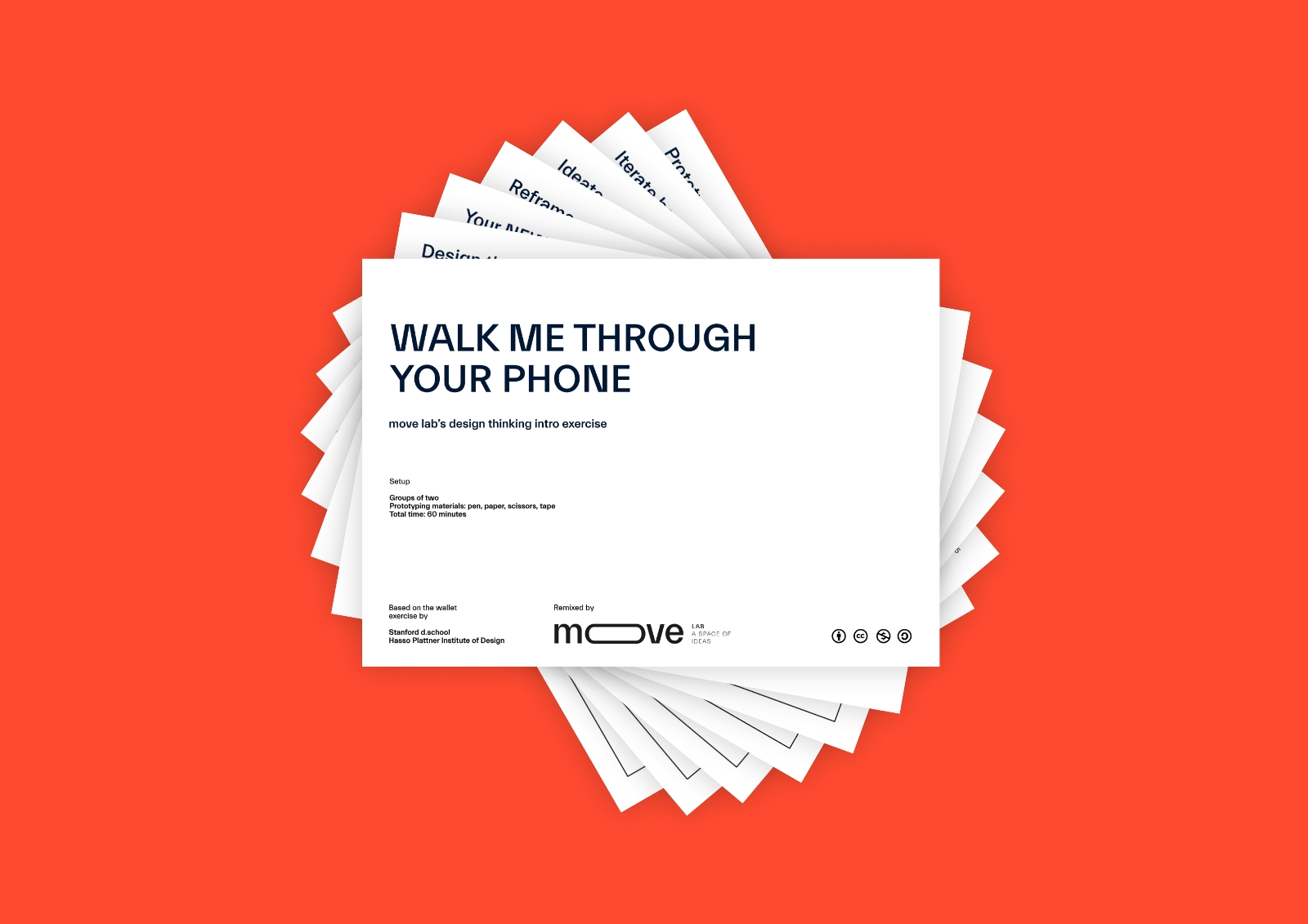 Cover for Walk Me Through Your Phone