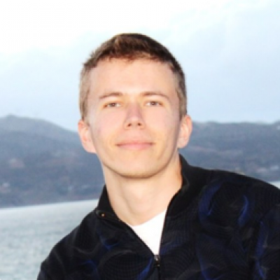 Picture of Oleksii Rudenko